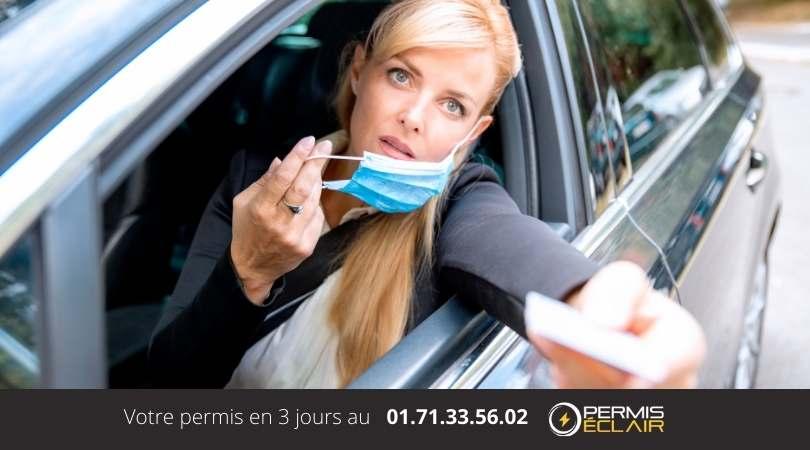 Permis de Conduire francais