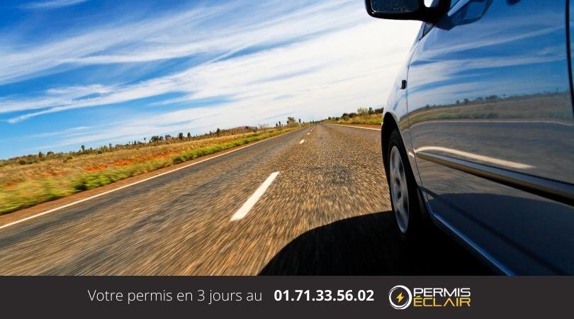Passer Permis en Province