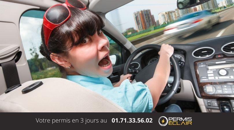 conduire sans permis