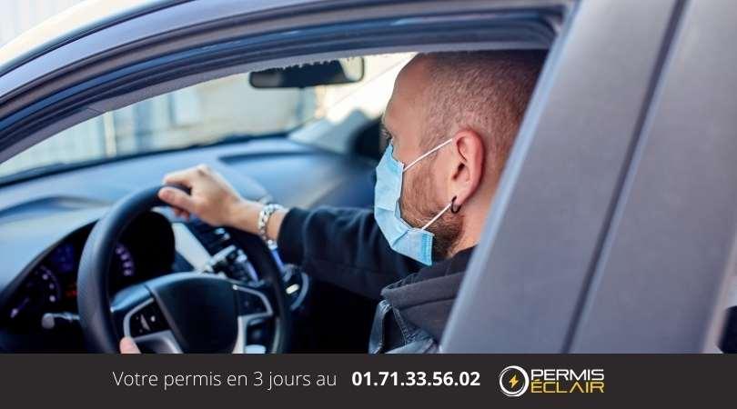 Permis de Conduire coronavirus