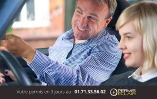 Résultat du permis de conduire en ligne