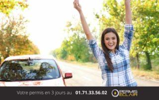 Combien de temps pour apprendre à conduire?
