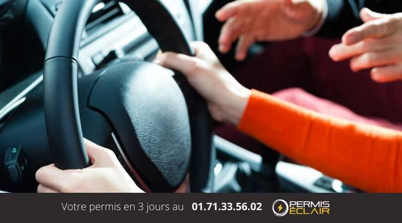 Fonctionnement du permis de conduire points